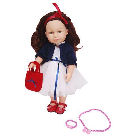Lilipups LVY012 Кукла с аксессуарами 40 см (озвученная - 20 фраз)