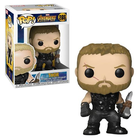 Funko POP 26464F Bobble: Marvel: Avengers Infinity War: Thor 26464