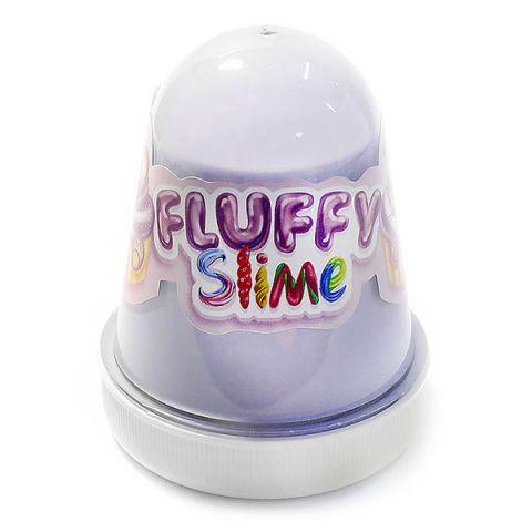 """KiKi FL004 """"Monster's Slime Fluffy"""" Фиолетовый (Бабл-гам)"""