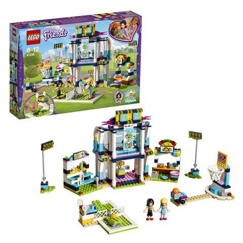 LEGO Friends 41338 Конструктор ЛЕГО Подружки Спортивная арена для Стефани