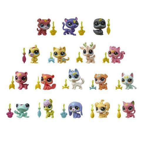 Hasbro Littlest Pet Shop E7260 Литлс Пет Шоп Пет с предсказанием