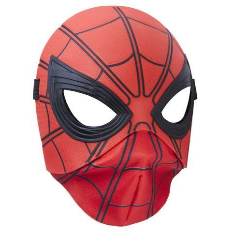 Hasbro Spider-Man B9694 Маска Человека-паука (пластик и ткань)