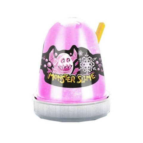 "KiKi SL015 ""Monster's Slime Fluffy"" Цветной Лед 130 гр."