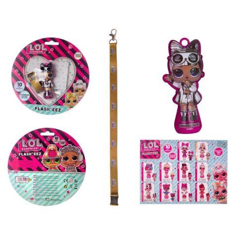 Sinco Toys L.O.L LOL664018 Кукла с подсветкой на ленточке