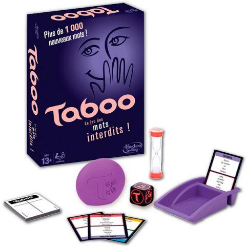 Hasbro Other Games A4626 Настольная игра Табу