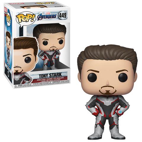 Funko 36660F Фигурка Funko POP! Bobble: Marvel: Avengers Endgame: Tony Stark 36660