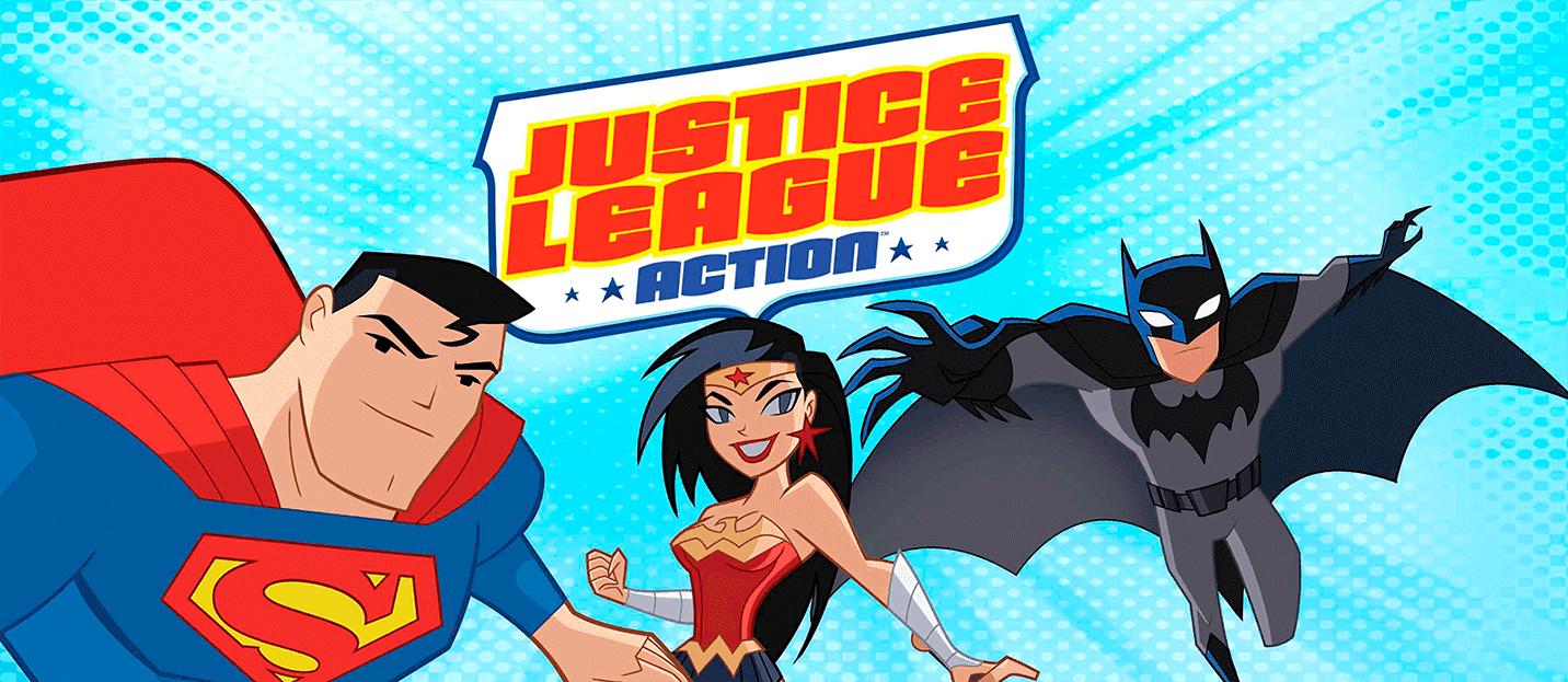 Лига Справедливости: Экшн